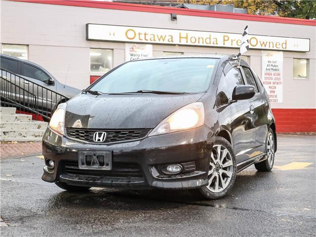 2013 Honda Fit Sport (Stk: H85021) in Ottawa - Image 1 of 25