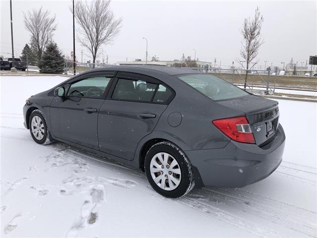 2012 Honda Civic LX (Stk: 20-023A) in Grande Prairie - Image 1 of 14