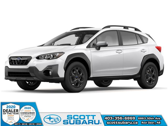 2021 Subaru Crosstrek Outdoor (Stk: 233526) in Red Deer - Image 1 of 4