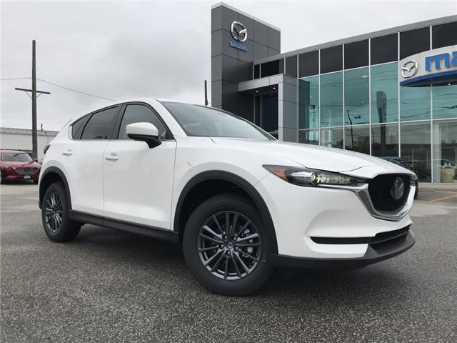 2021 Mazda CX-5 GS (Stk: NM3393) in Chatham - Image 1 of 26