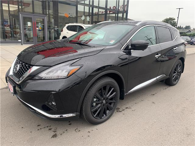 2020 Nissan Murano Limited Edition (Stk: T20305) in Kamloops - Image 1 of 24