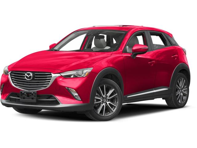 2016 Mazda CX-3 GT (Stk: 21016A) in Fredericton - Image 1 of 1