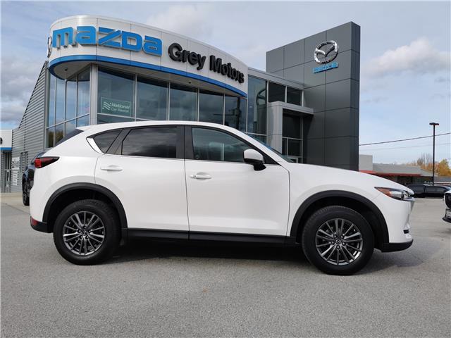 2017 Mazda CX-5 GS (Stk: 20071A) in Owen Sound - Image 1 of 20