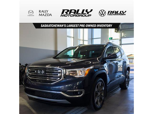2018 GMC Acadia SLT-2 (Stk: V1377) in Prince Albert - Image 1 of 14