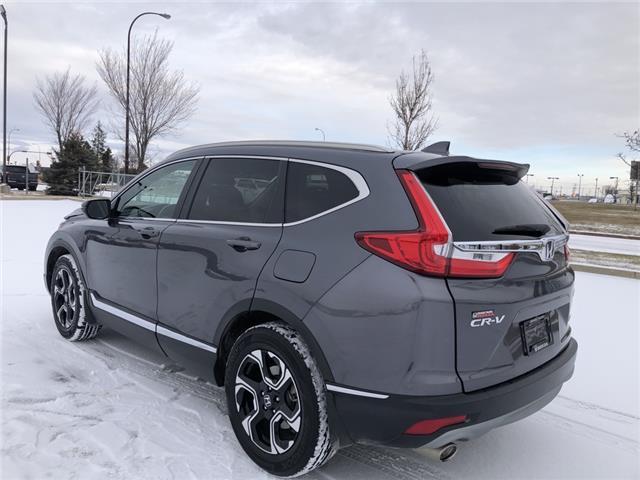 2019 Honda CR-V Touring (Stk: 20-051A) in Grande Prairie - Image 1 of 14