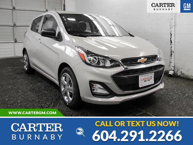 2020 Chevrolet Spark LS Manual (Stk: 40-03160) in Burnaby - Image 1 of 12