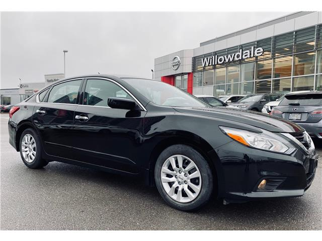 2016 Nissan Altima 2.5 (Stk: E1488A) in Thornhill - Image 1 of 18