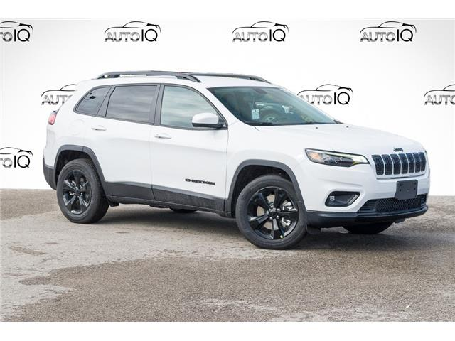 2021 Jeep Cherokee Altitude (Stk: 34454) in Barrie - Image 1 of 28