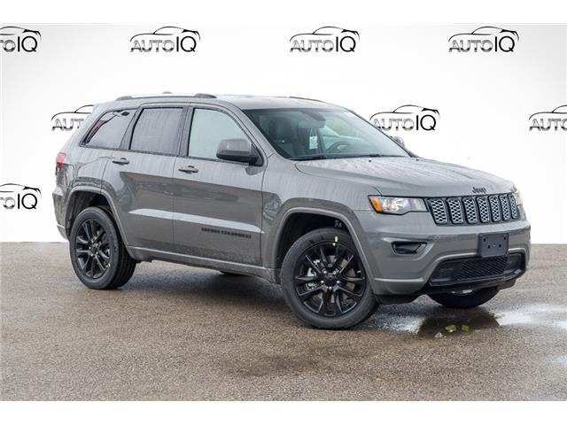 2021 Jeep Grand Cherokee Laredo (Stk: 34488) in Barrie - Image 1 of 30