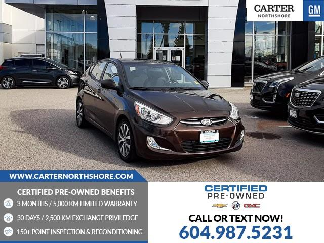 2015 Hyundai Accent LE KMHCT5AE1FU203195 9P74721 in North Vancouver