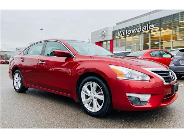 2014 Nissan Altima 2.5 SV (Stk: C35651) in Thornhill - Image 1 of 17