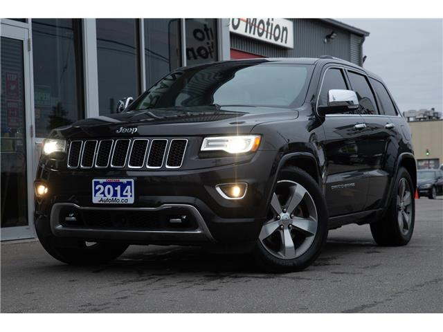 2014 Jeep Grand Cherokee Overland (Stk: 20956) in Chatham - Image 1 of 25