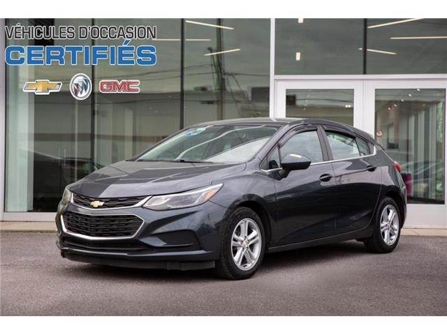 2017 Chevrolet Cruze Hatch LT Auto (Stk: LL278A) in Trois-Rivières - Image 1 of 27