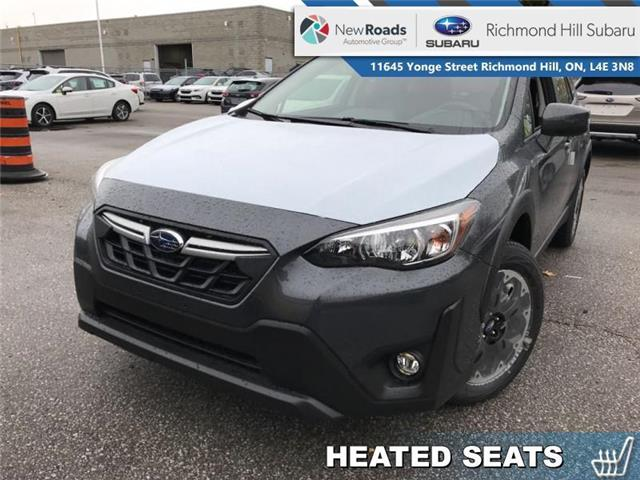 2021 Subaru Crosstrek Touring w/Eyesight (Stk: 35541) in RICHMOND HILL - Image 1 of 22