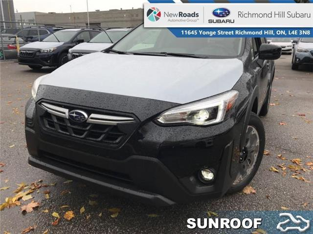 2021 Subaru Crosstrek Sport (Stk: 35549) in RICHMOND HILL - Image 1 of 22