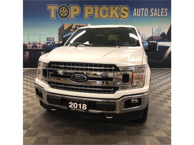 2018 Ford F-150 XLT (Stk: D46885) in NORTH BAY - Image 1 of 28