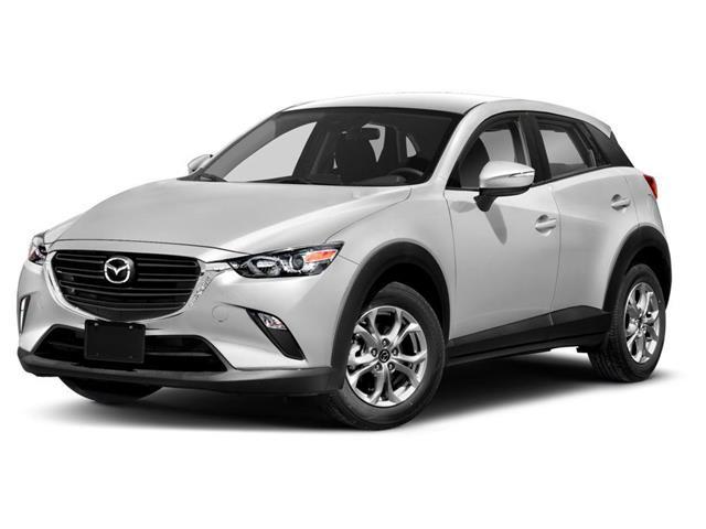 2021 Mazda CX-3 GS (Stk: 21T026) in Kingston - Image 1 of 9