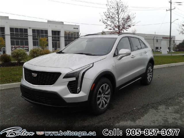 2021 Cadillac XT4 Sport (Stk: MF017999) in Bolton - Image 1 of 15
