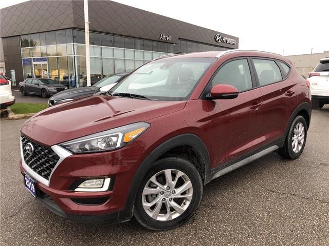 2019 Hyundai Tucson Preferred (Stk: 4357) in Brampton - Image 1 of 9