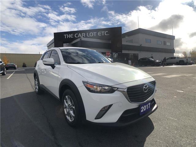 2017 Mazda CX-3 GS (Stk: 20536) in Sudbury - Image 1 of 25