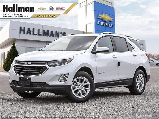 2021 Chevrolet Equinox LT (Stk: 21031) in Hanover - Image 1 of 15