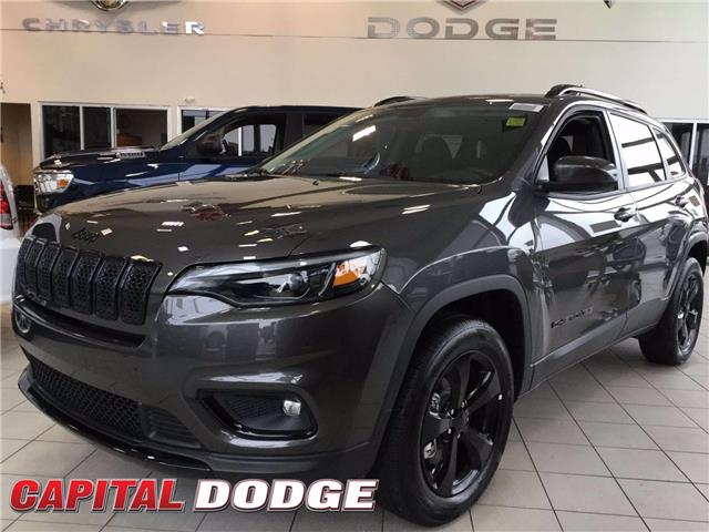 2020 Jeep Cherokee North (Stk: L00288) in Kanata - Image 1 of 24