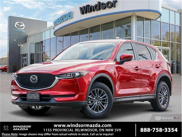 2021 Mazda CX-5 GS (Stk: C55865) in Windsor - Image 1 of 23