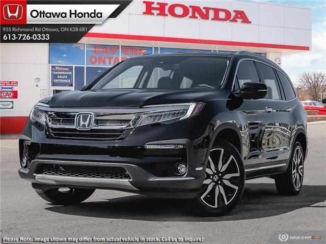 2021 Honda Pilot Touring 8P (Stk: 340950) in Ottawa - Image 1 of 18