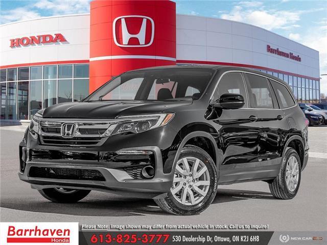 2021 Honda Pilot LX (Stk: 3321) in Ottawa - Image 1 of 23