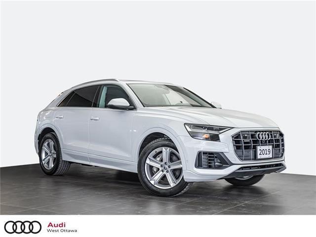 2019 Audi Q8 55 Progressiv (Stk: 92275) in Nepean - Image 1 of 21