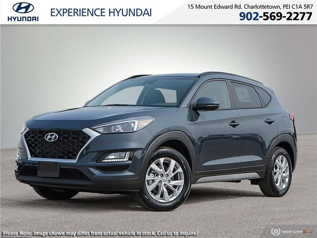 2021 Hyundai Tucson Preferred w/Sun & Leather Package (Stk: N1012) in Charlottetown - Image 1 of 22