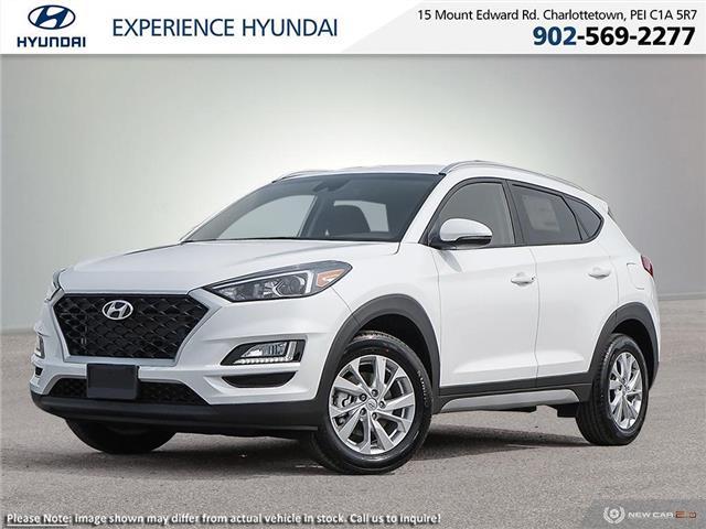 2021 Hyundai Tucson Preferred (Stk: N1011) in Charlottetown - Image 1 of 23
