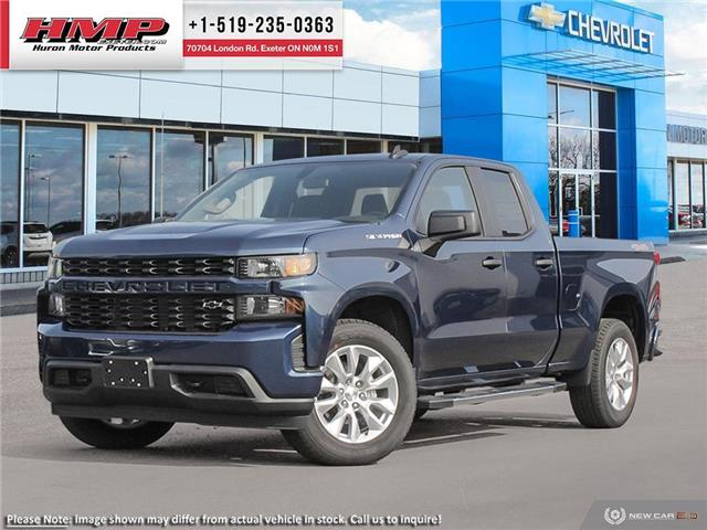 2021 Chevrolet Silverado 1500 Silverado Custom (Stk: 88778) in Exeter - Image 1 of 23