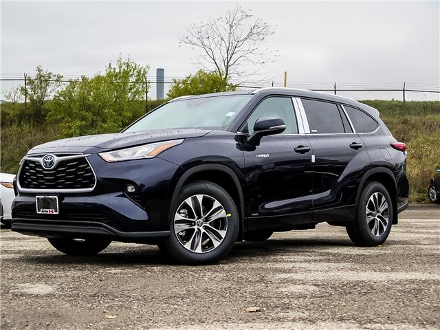 2021 Toyota Highlander Hybrid XLE (Stk: 15045) in Waterloo - Image 1 of 20