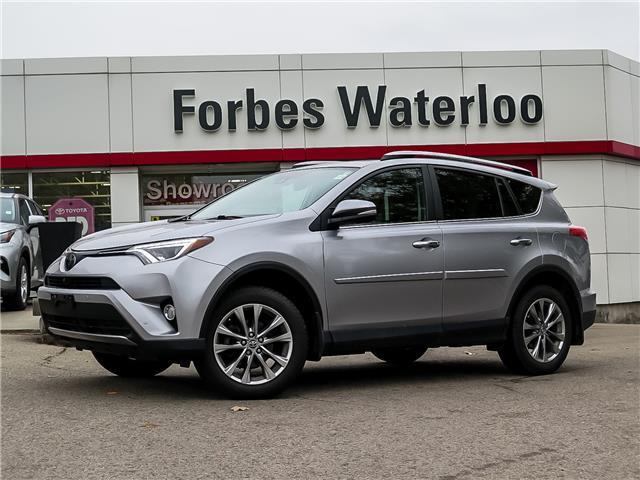 Used 2017 Toyota RAV4  EA20 - Waterloo - Forbes Waterloo Toyota