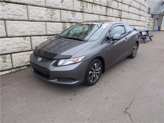 2013 Honda Civic EX (Stk: D01169A) in Fredericton - Image 1 of 18