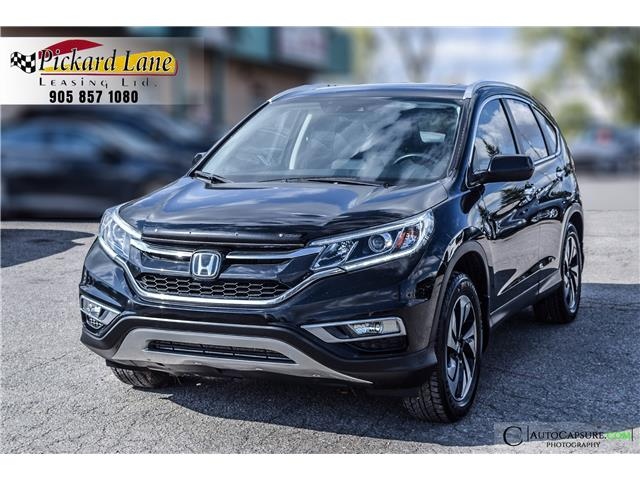 2015 Honda CR-V Touring (Stk: 802402) in Bolton - Image 1 of 24