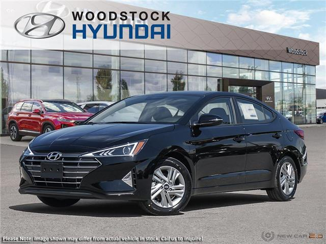 2020 Hyundai Elantra Preferred (Stk: EA20066) in Woodstock - Image 1 of 23