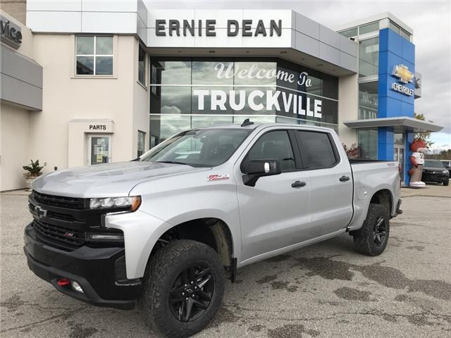 2021 Chevrolet Silverado 1500 LT Trail Boss (Stk: 15501) in Alliston - Image 1 of 14