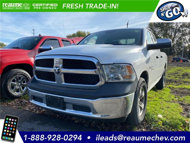 2016 RAM 1500 ST (Stk: 20-0714A) in LaSalle - Image 1 of 2
