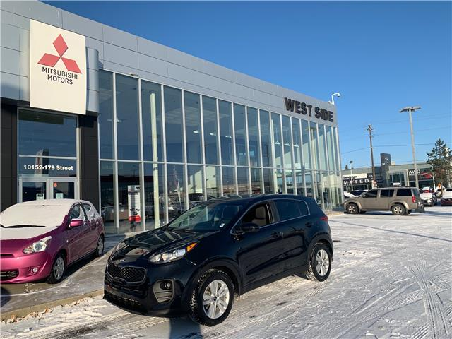 2017 Kia Sportage LX (Stk: BM3936) in Edmonton - Image 1 of 1