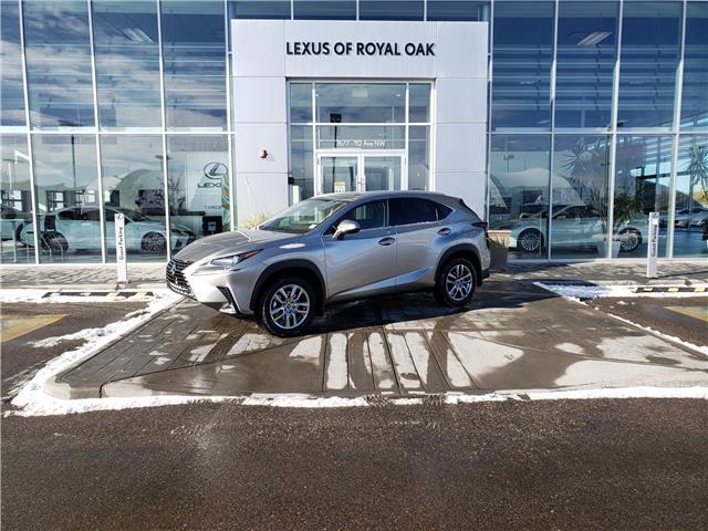 2021 Lexus NX 300 Base (Stk: L21055) in Calgary - Image 1 of 12