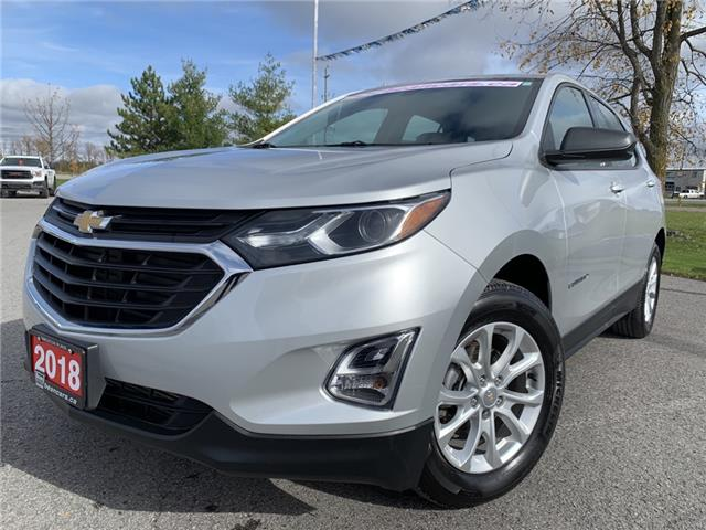 2018 Chevrolet Equinox LS (Stk: 203490) in Carleton Place - Image 1 of 19