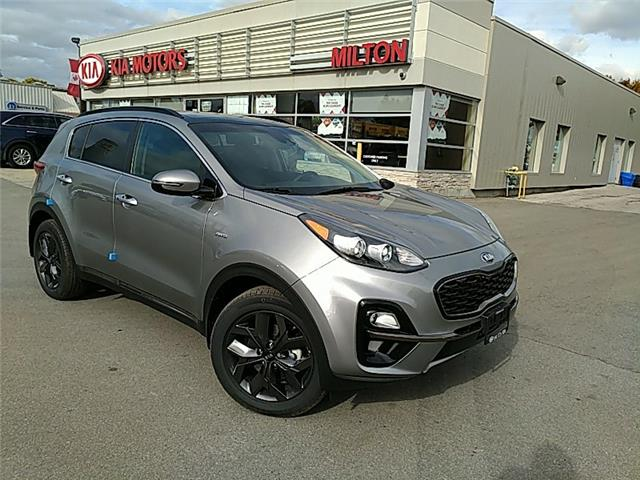 2021 Kia Sportage  (Stk: 880591) in Milton - Image 1 of 13
