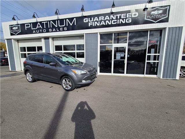 2013 Ford Escape SE (Stk: C74046) in Kingston - Image 1 of 9