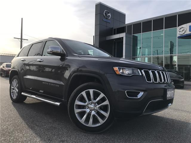 2017 Jeep Grand Cherokee Limited (Stk: UM2471) in Chatham - Image 1 of 25