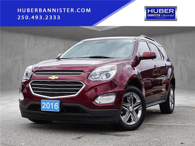 2016 Chevrolet Equinox LT (Stk: N02420A) in Penticton - Image 1 of 18