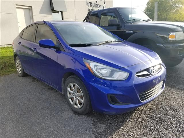 2012 Hyundai Accent GL (Stk: ) in Kemptville - Image 1 of 1