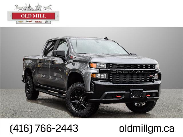 2021 Chevrolet Silverado 1500 Silverado Custom Trail Boss (Stk: MZ101038) in Toronto - Image 1 of 21
