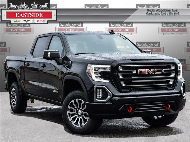 2021 GMC Sierra 1500 AT4 (Stk: MZ123727) in Markham - Image 1 of 21